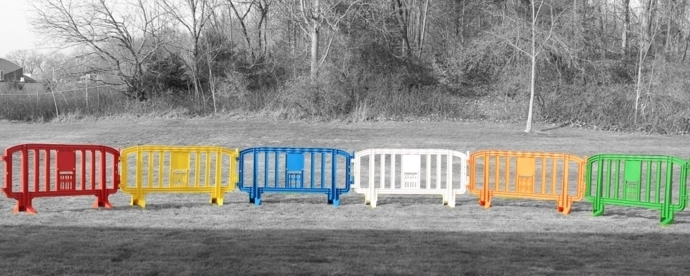 Movit Barricades are Colorful and User-Friendly